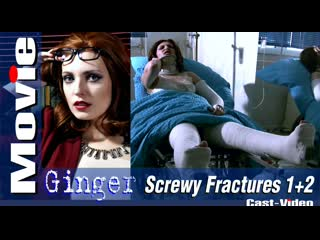 """Cast-video.com -  ginger """"screwy fractures"""" - llc llwc lac movie - trailer"""