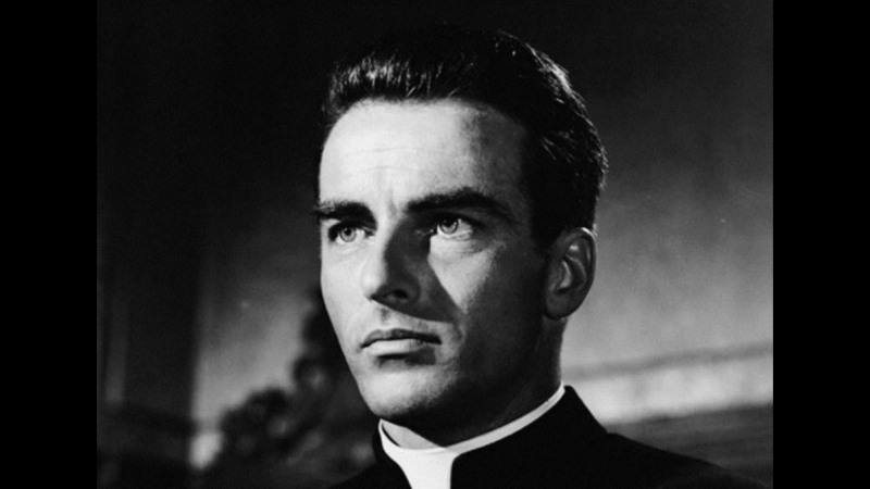 Я исповедуюсь 1953 I Confess реж Альфред Хичкок триллер драма криминал