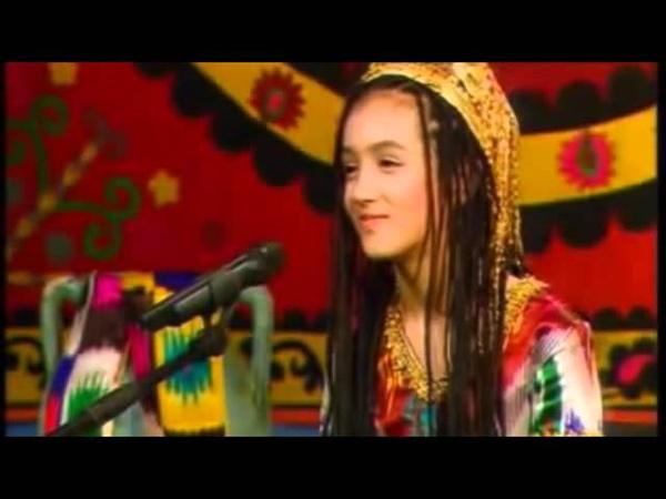 Узбекская песня Санобар Рахманова Хонзода Устозлар