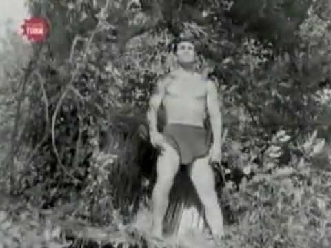 Tarzan Istanbulda (1952)Tamer Balcı - Hayri Esen