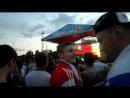 07.07.2018. Фан-зона ЧМ - 2018. 1/4 финала. Россия - Хорватия. Часть 2