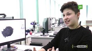 """Это Челябинск. Дворец учащейся молодежи """"Смена"""" (2)"""