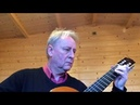 London College of Music Classical Guitar Grade 1 Farewell Lady D by Oleg Kiselev