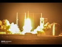 Iran Payam Satellite launch with Simorgh SLV ایران پایگاه فضایی امام پرتاب ماه
