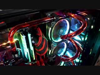 Boiling Machine - EREBUS: топовый игровой ПК Cyberpunk 2077
