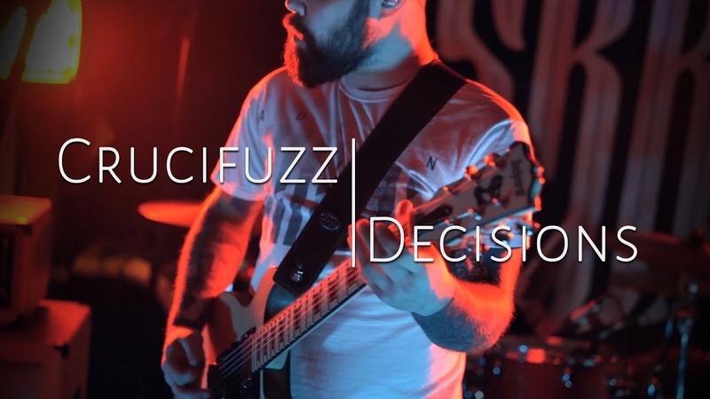 Crucifuzz Decisions Live @ CSBR Studio