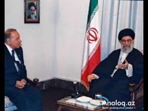 DİQQƏT ! Sirlər Açıldı, Heydər ƏLİYEV İranda kimlərlə və Nə üçün GÖRÜŞÜB