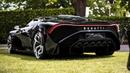 Concorso d'Eleganza Villa d'Este 2019 Bugatti La Voiture Noire Lamborghini Marzal Ferrari Modulo