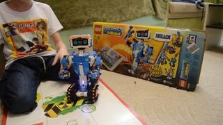 У Димы новый друг - Верни Лего BOOST