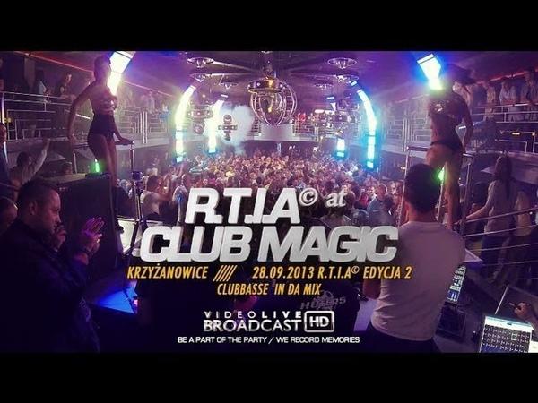🎬 Video Live Magic Club Clubbasse RTIA 2 RE UPLOAD