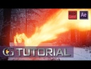 Trapcode Particular Tutorial: Realistic Firebending