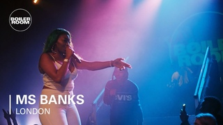 Ms Banks | Boiler Room x LYNX Music One Night Only London