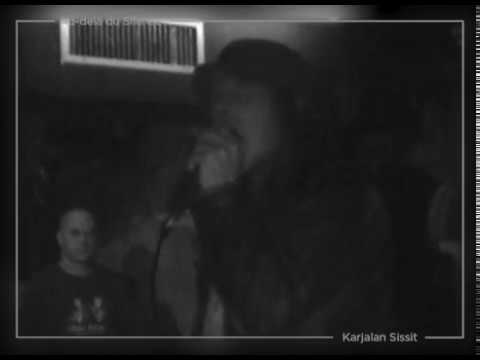 Karjalan Sissit Tanssit On Loppu Nyt Live in Paris 5 09 2008