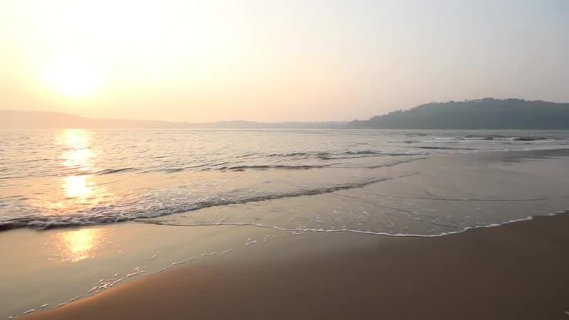 Пешком по пляжам Северного Гоа на рассвете ( от Morjim до Arambol)
