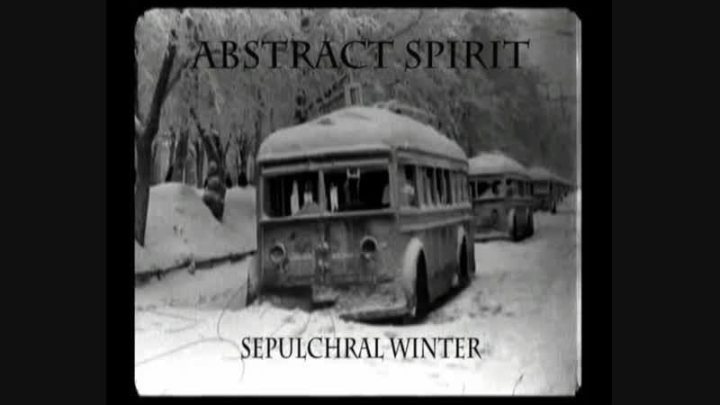 Abstract Spirit Sepulchral Winter