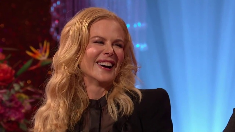 Series 24 Episode 8 Nicole Kidman Joe Lycett Stephen Fry Ruth Wilson Geraint Thomas and Take That