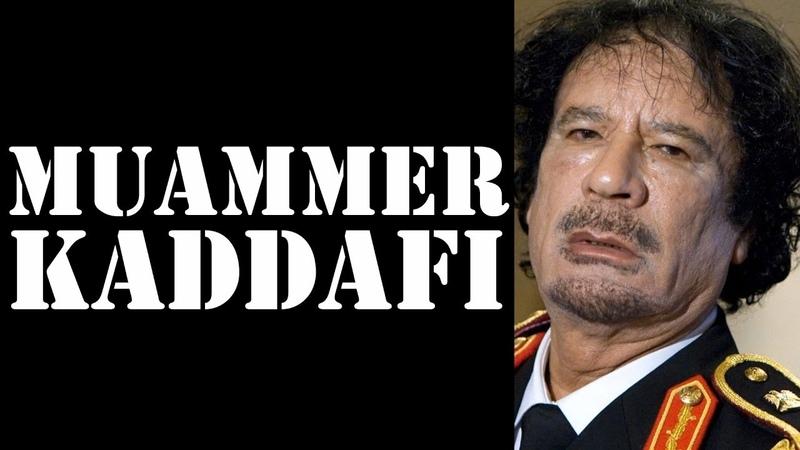 Muammer Kaddafi - Tarihe Damga Vuran 10 Sözü