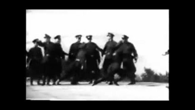 Руский брек-данс против немецково электро-данса