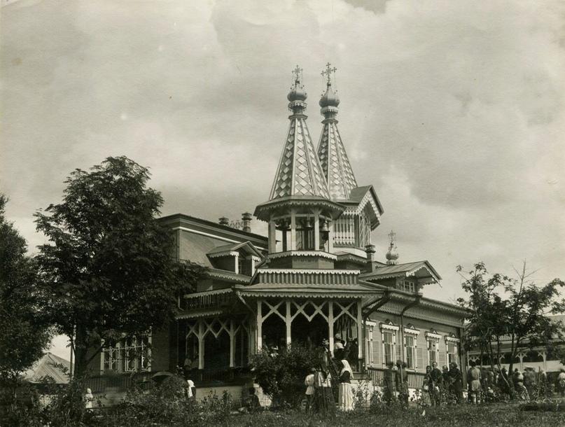 Деревянные здания старой Вятки. 7 утраченных шедевров архитектуры., изображение №8