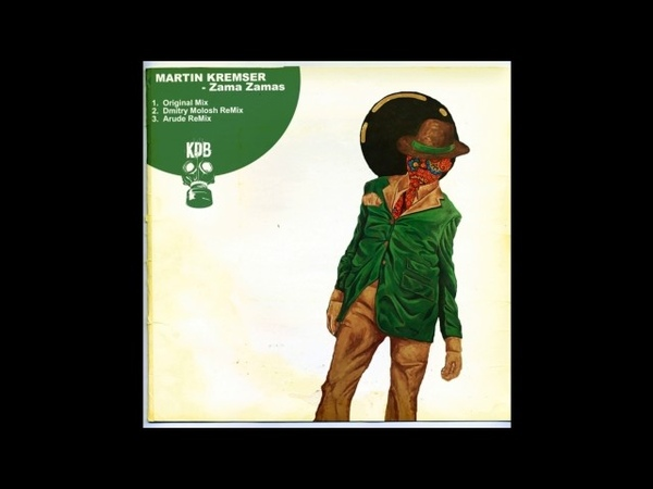 Martin Kremser - Zama Zamas (Dmitry Molosh Remix) [KDB Records]