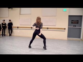 Шикарный танец от горячей девушки BODY LANGUAGE Choreography by_ Liana blackburn @DailyDancerDiet