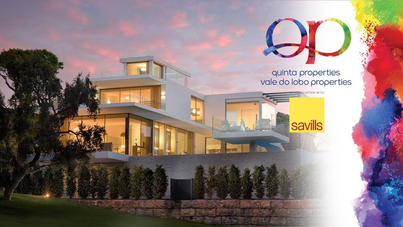 QP Savills - Ref: 77147QP - Beautifully located by the side of a Vale do Lobo golf fairway.