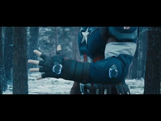 Captain america x old town road