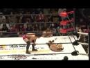 Akiyori Takizawa, Daiki Shimomura, Yu Iizuka vs. Joji Otani, Jun Tonsho, Leo Isaka (J STAGE - Korakuen Hall)