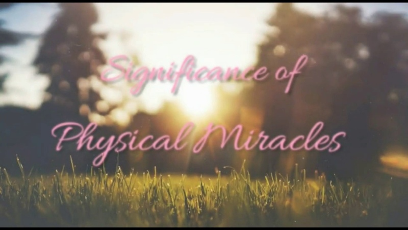 Lo scopo dei Miracoli di Sri AmmaBhagavan