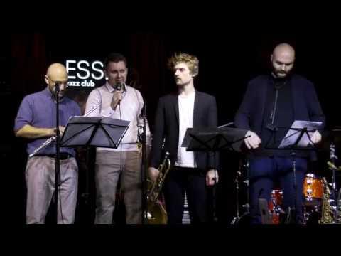 Джаз-секстет Олега Старикова : Джаз клуб Эссе 8 марта 2019