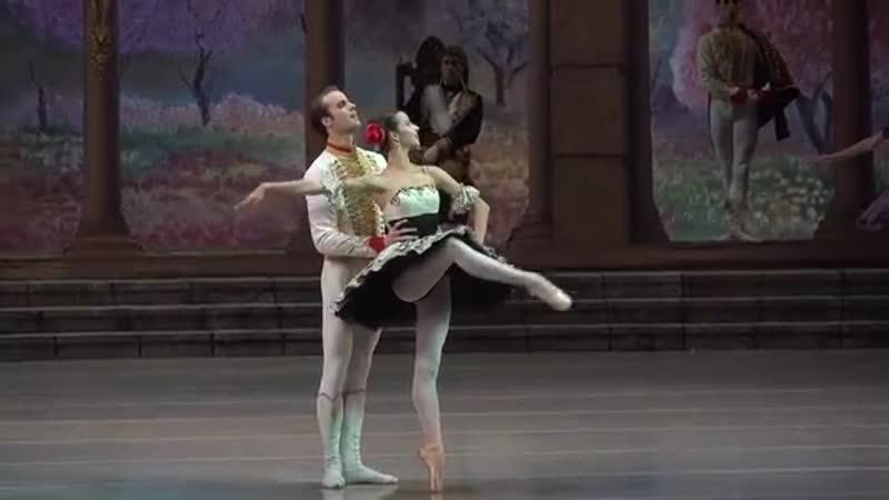Maria Khoreva ballet Paquita