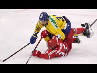 Sirius ice hockey world cup 2019. highlights. modo u20 – davos u20 (21so)