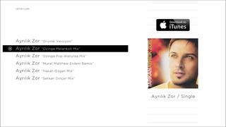 "TARKAN - Ayrılık Zor ""Ozinga Melankoli Mix"" (Official Audio)"