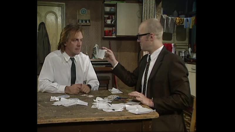 Сериал Дно Bottom 1 сезон 2 серия 1991 год
