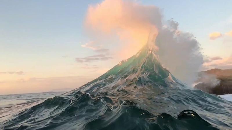 Landscapes of waves part 2
