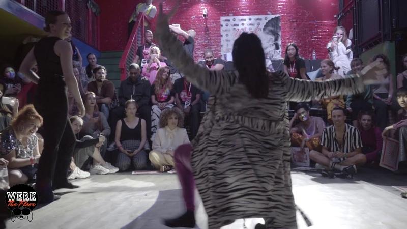 Werk The Floor 2019 - Doma vs Miss Mini