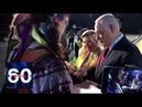 Супруга Нетаньяху выбросила кусок приветственного каравая в Киеве 60 минут от 19 08 19