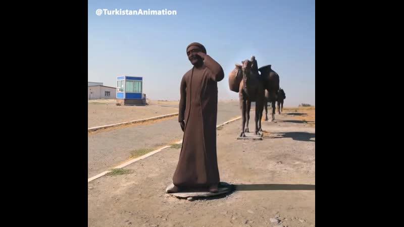 Коротко о погоде в Туркестане