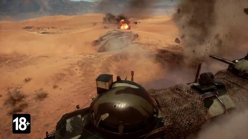 Официальный трейлер Battlefield 1 для Gamescom