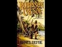 Audiolivro Robinson Crusoe
