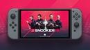 Snooker 19 Nintendo Switch Trailer