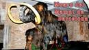 Museo del Mamut de Barcelona del Mamut Lanudo Rinoceronte Lanudo y Bisonte estepario