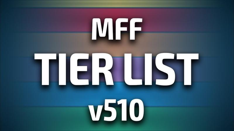 Marvel Future Fight Tier List v510