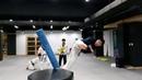 태권도540도 종이컵차기! Can you do Taekwondo 540 Kick to cup