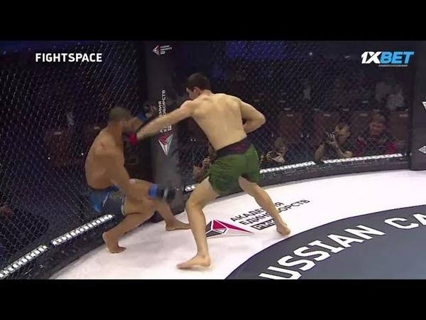 RCC 5 Георгий Кичигин Русимар Пальярес НОКАУТ MMA