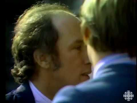 1970 Pierre Elliott Trudeau Just Watch Me Police State CBC Archives