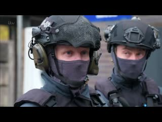 Ross Kemps Counter Terrorist Police Training - In the Line of Fire with Ross Kemp - ITV