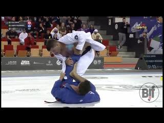 Julio junior vs charles negromonte male / black / adult / 85kg ajp grand slam 18/01/2020
