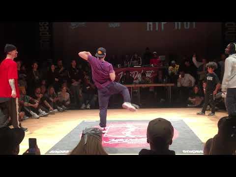 JusteDebout2019 JusteDebout Germany, Dusseldorf - HipHop final - Zulu Maximus vs Franky Dee Djamal