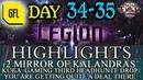 Path of Exile 3 7 LEGION DAY 34 35 Highlights 2 MIRRORS OF KALANDRA KUGA GAMING'S 3rd HH